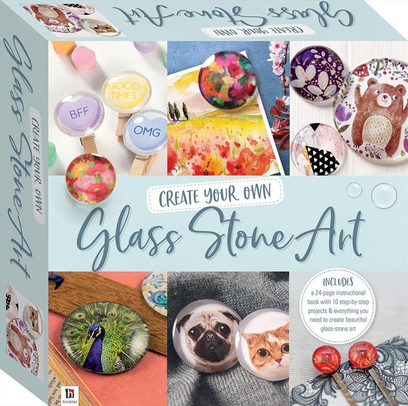 Glass Stone Art Box Set (2019 Ed) | Merchandise
