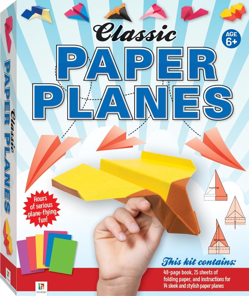 Classic Paper Planes Box Set | Merchandise