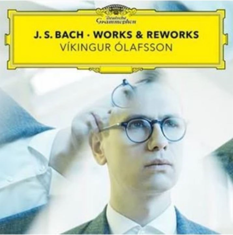 Bach Piano And Reworks | CD