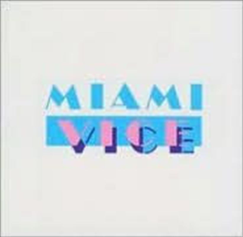 Miami Vice | CD