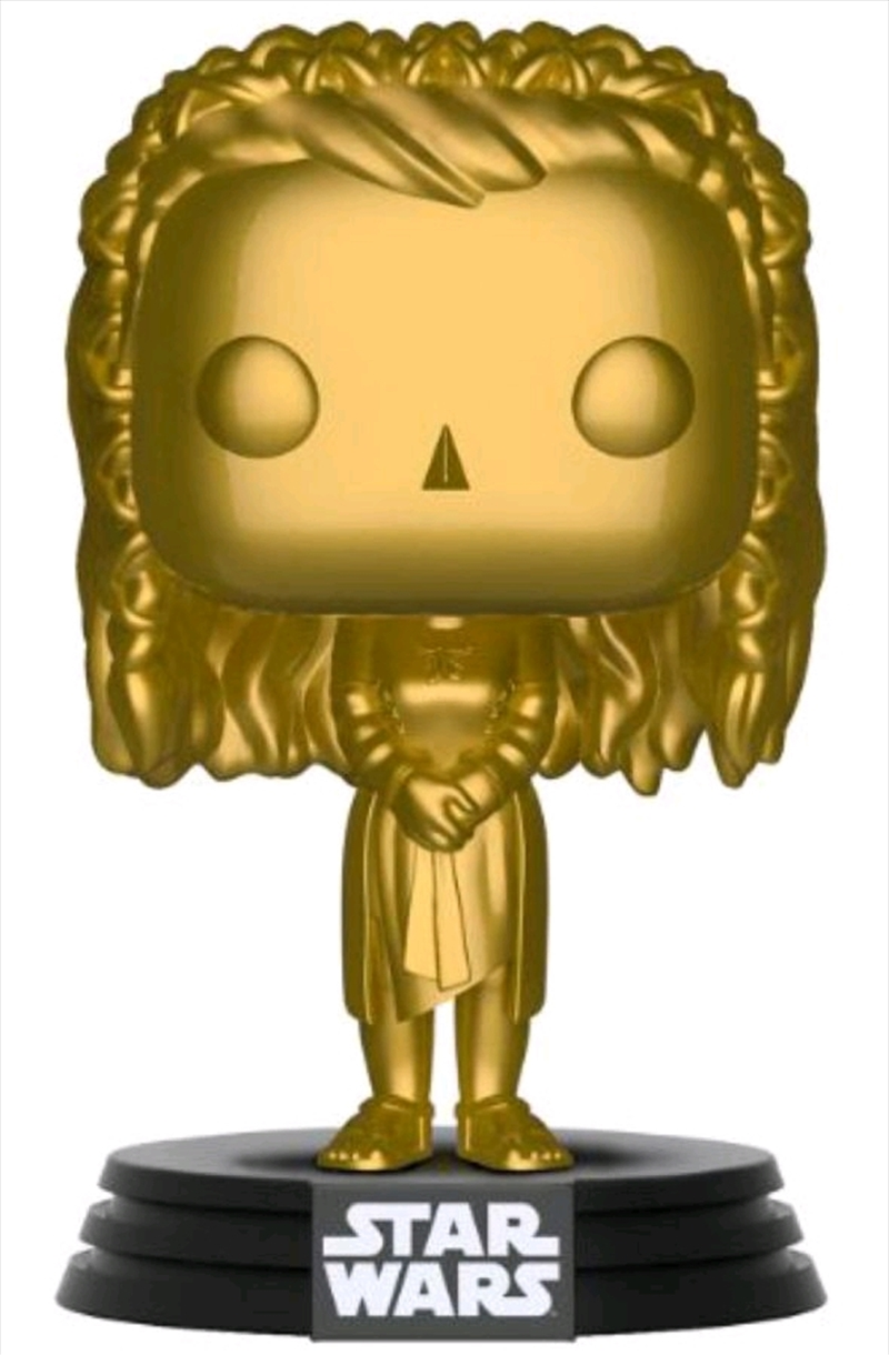 Star Wars - Princess Leia Gold Metallic US Exclusive Pop! Vinyl [RS] | Pop Vinyl