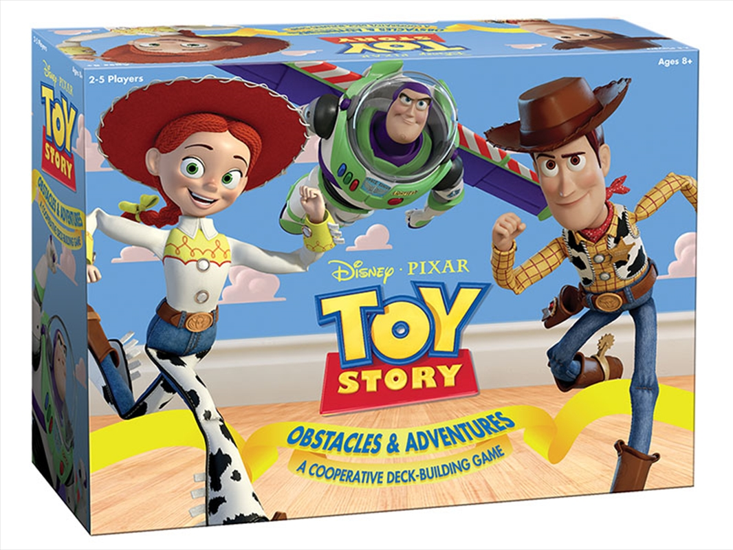 Toy Story - Obstacles And Adventures | Merchandise