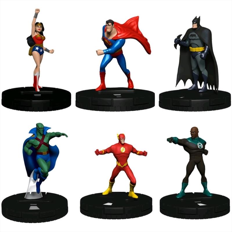 Heroclix - DC Justice League Unlimited Starter | Merchandise