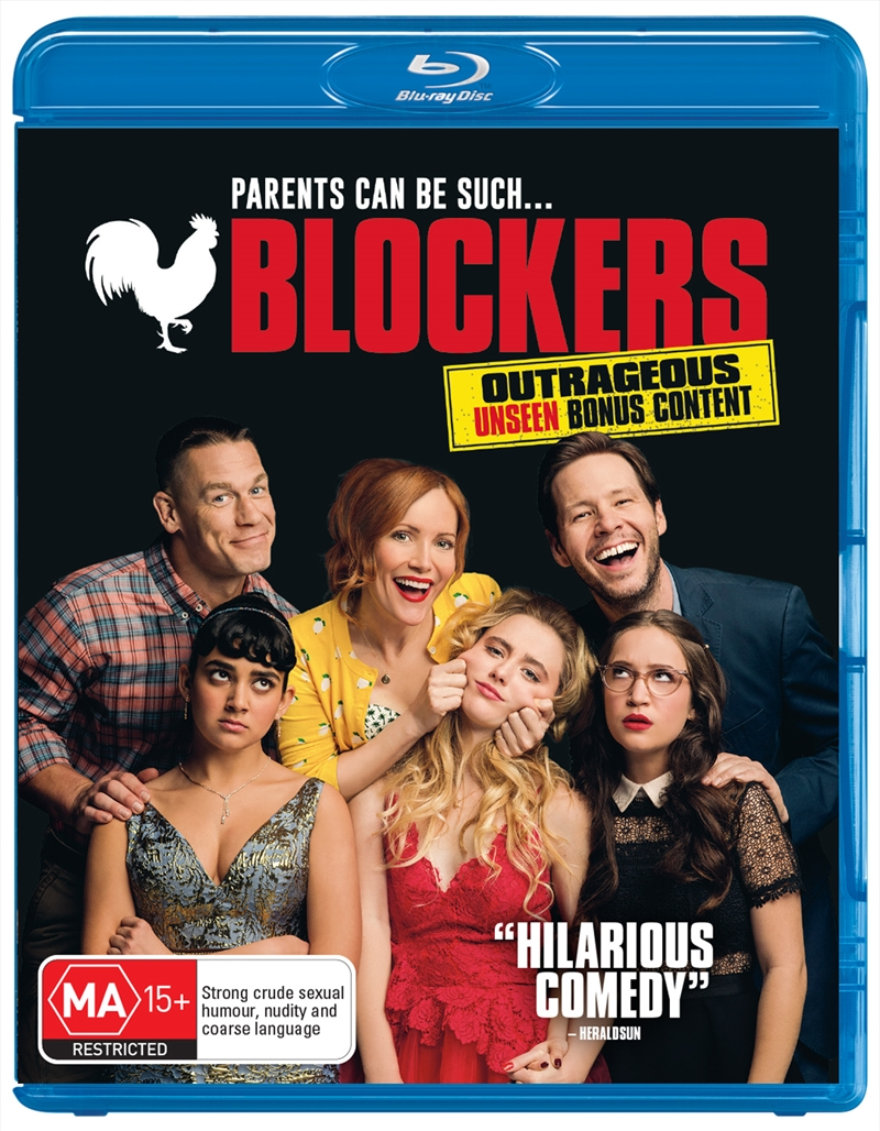 Blockers | Blu-ray