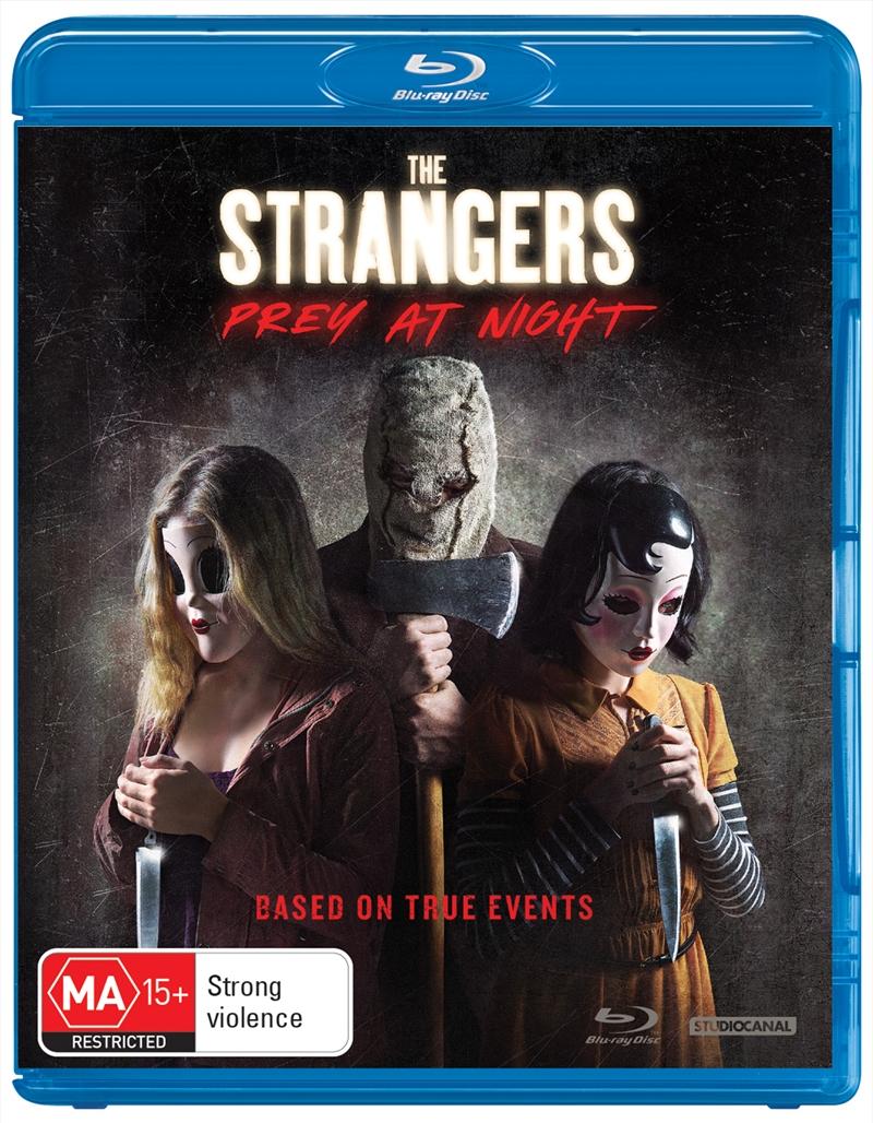 Strangers - Prey At Night, The | Blu-ray
