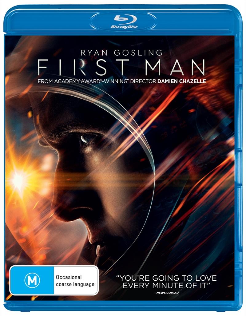 First Man | Blu-ray