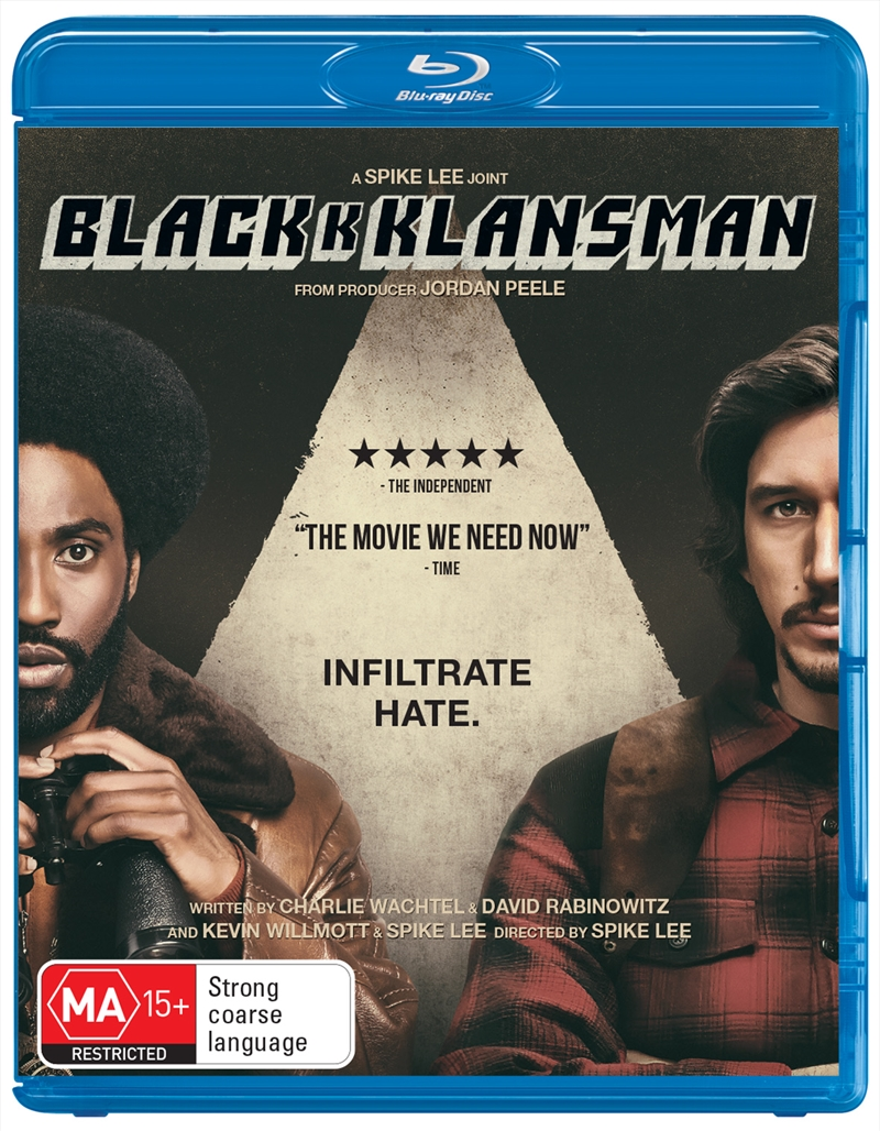 Blackkklansman | Blu-ray