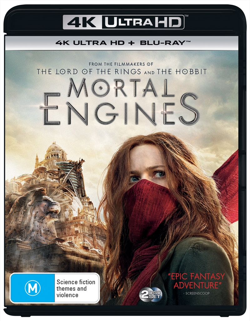 Mortal Engines | UHD