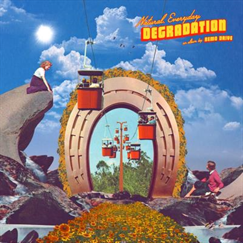 Natural Everyday Degradation | CD