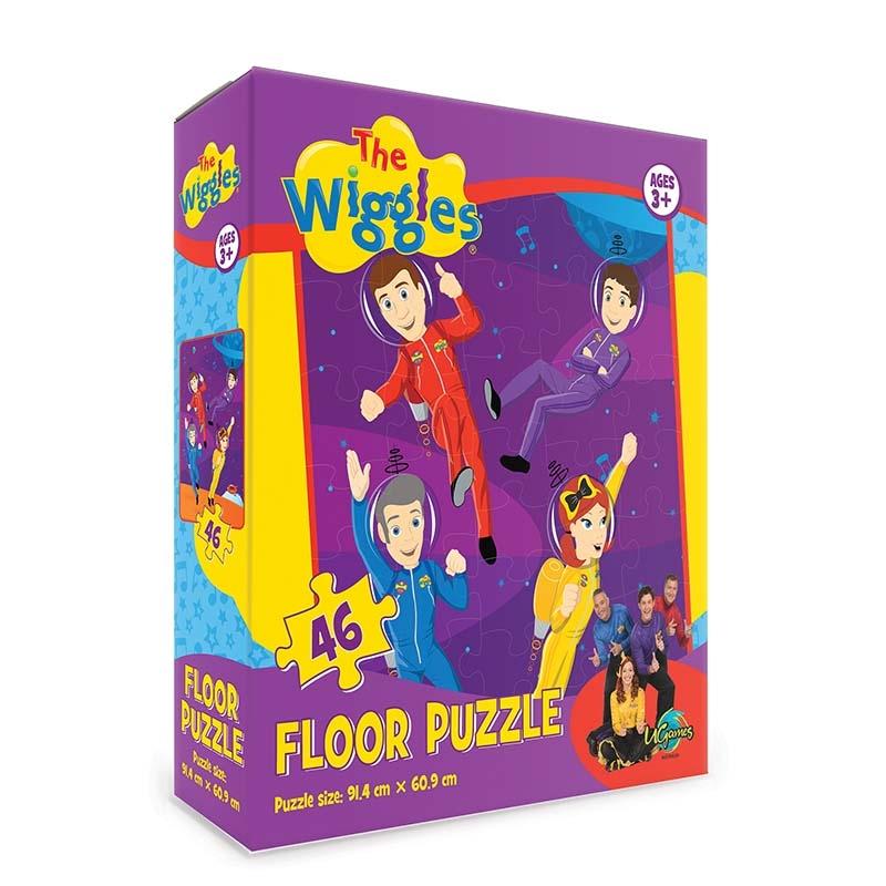 Wiggles Floor 46pc Floor Puzzle | Merchandise