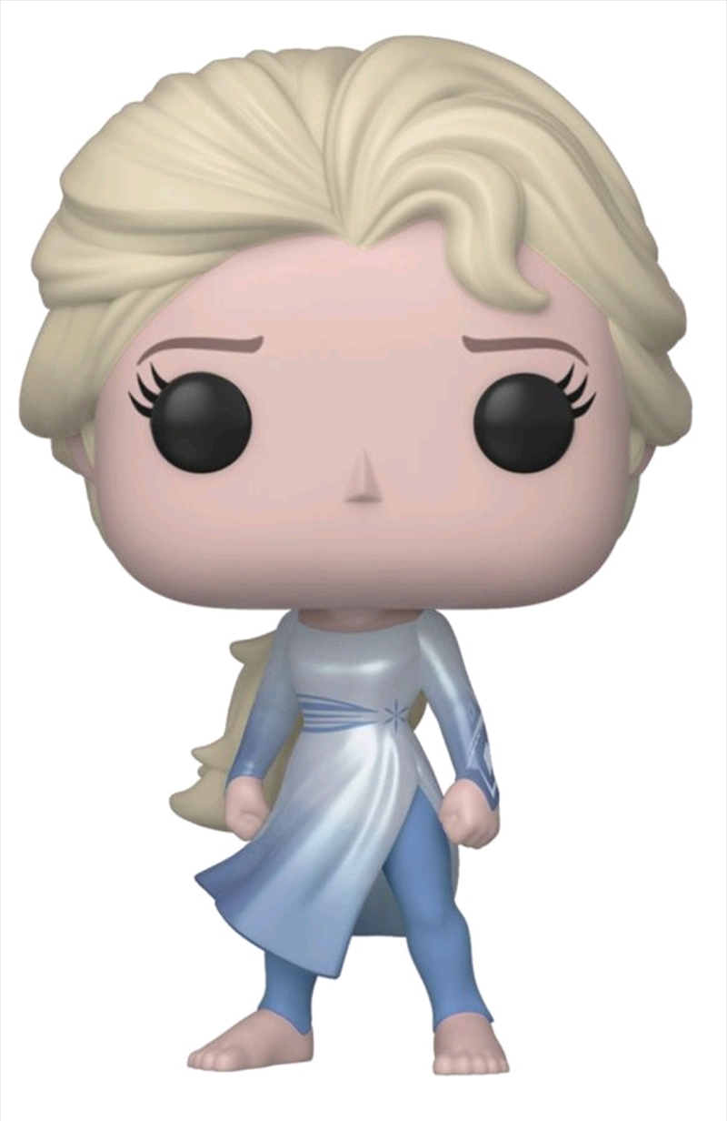 Frozen II - Elsa Ocean US Exclusive Pop! Vinyl [RS] | Pop Vinyl