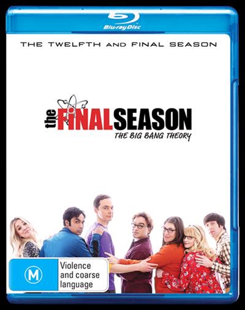 Big Bang Theory - Season 12, The | Blu-ray