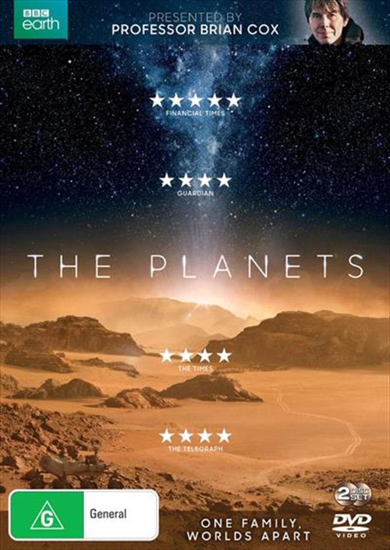 Planets - Season 1, The | DVD