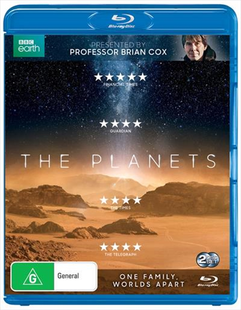 Planets - Season 1, The | Blu-ray