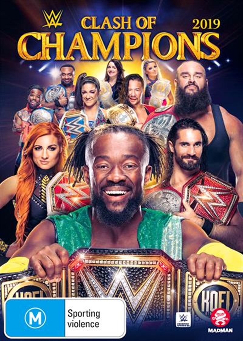 WWE - Clash Of The Champions 2019 | DVD