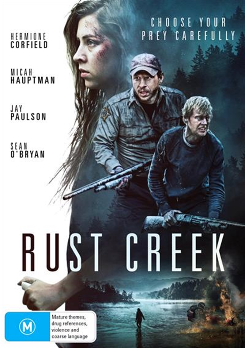 Rust Creek | DVD