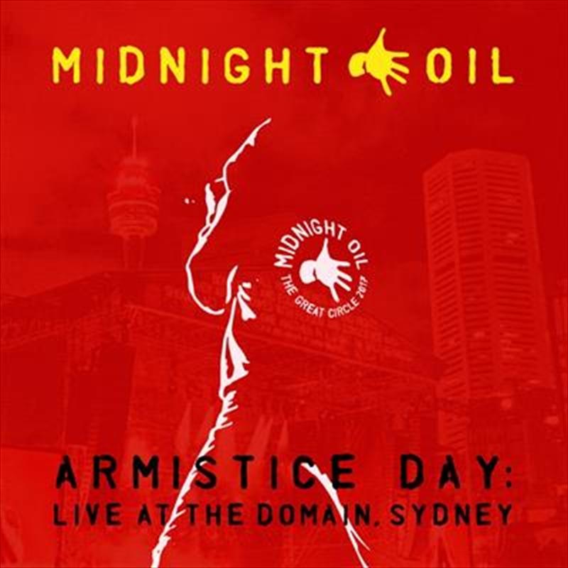 Armistice Day - Live At The Domain Sydney | Vinyl