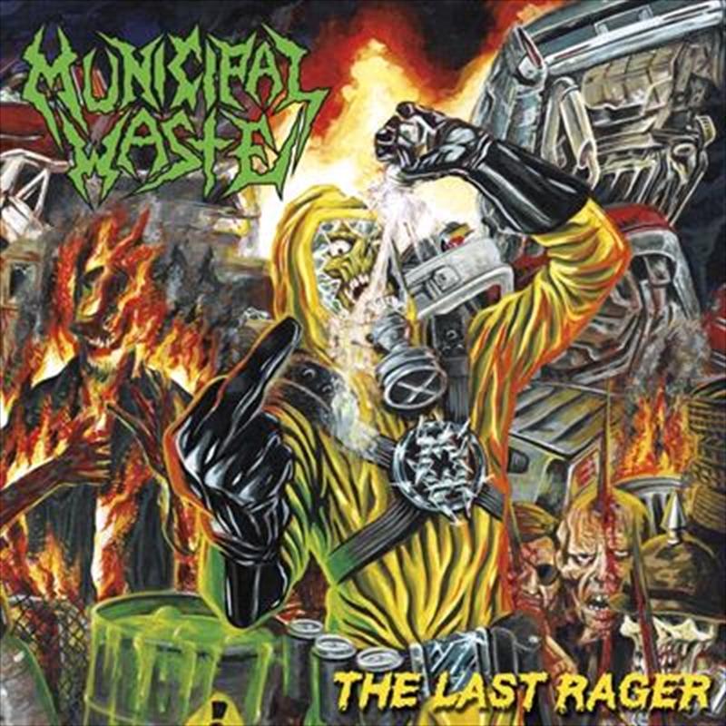Last Rager | CD