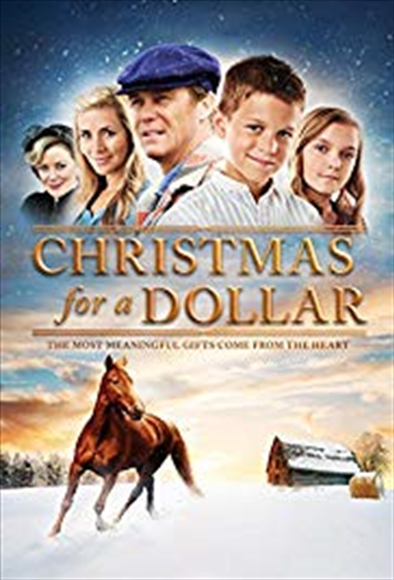Christmas For A Dollar | DVD