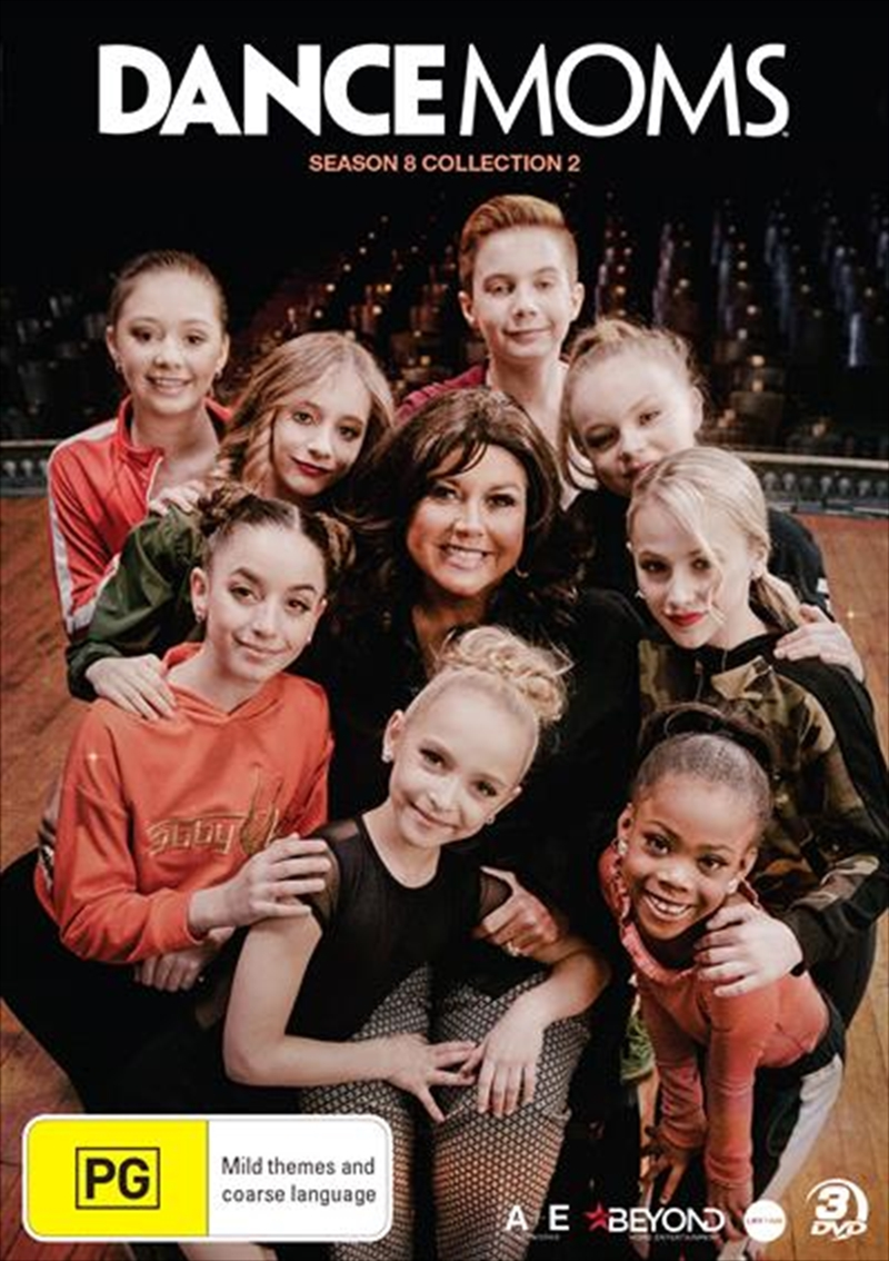 Dance Moms Resurrection - Season 8 - Collection 2 | DVD