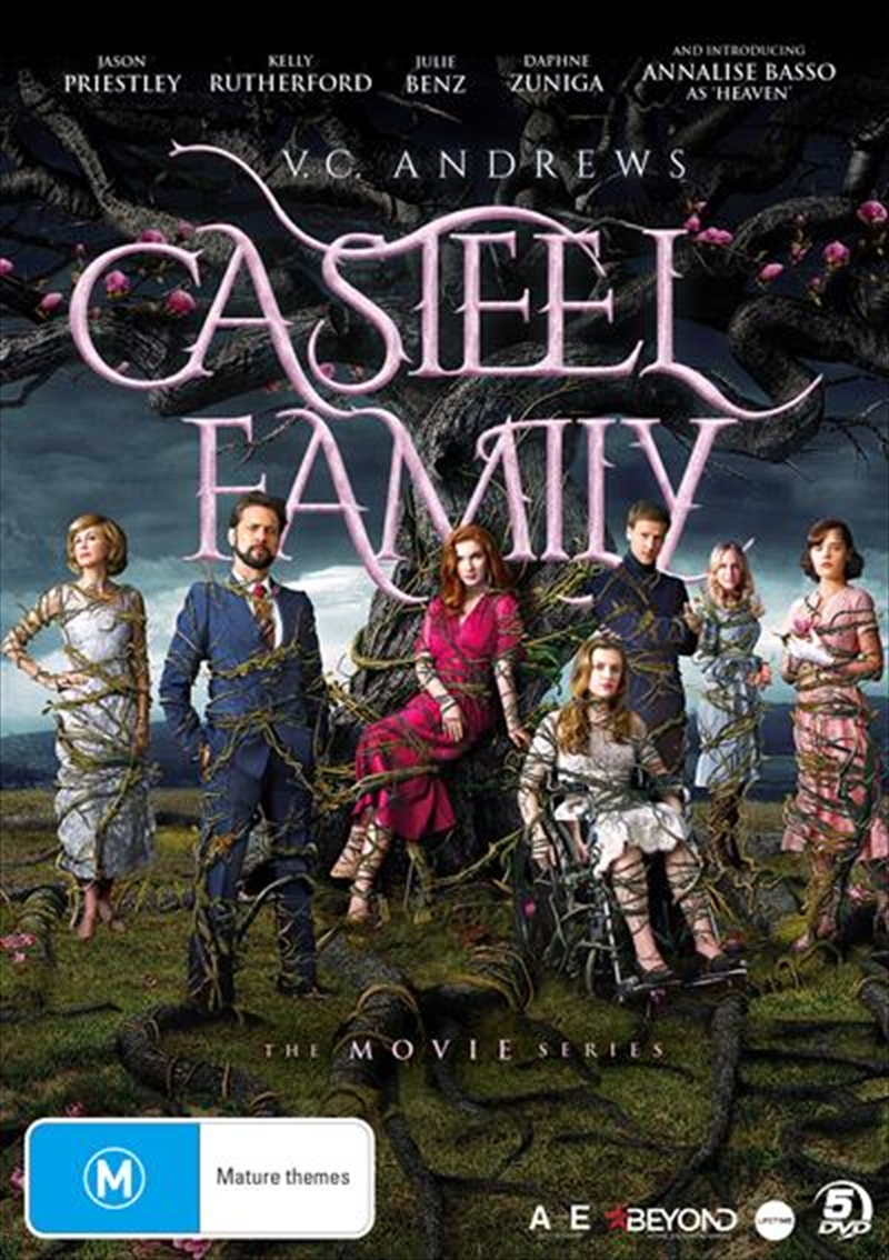 VC Andrews' Casteel Family Complete Collection | DVD