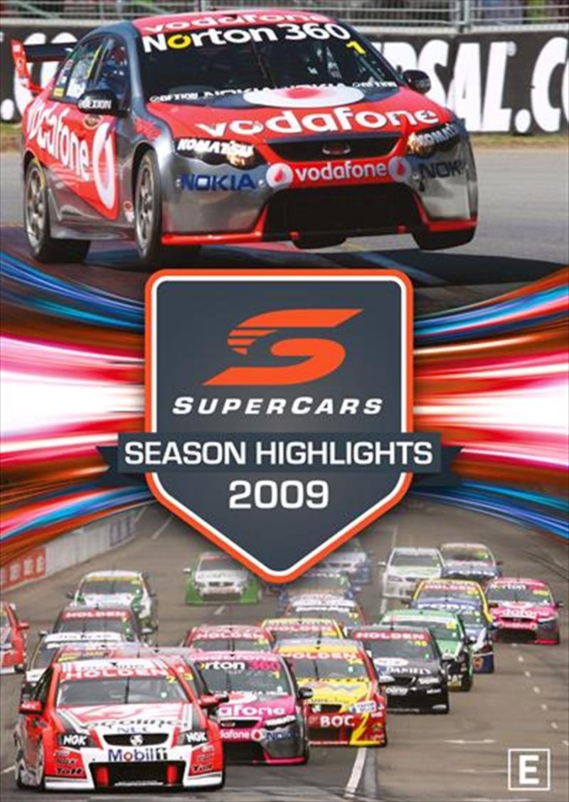 V8 Supercars - Championship Series Highlights - 2009 | DVD
