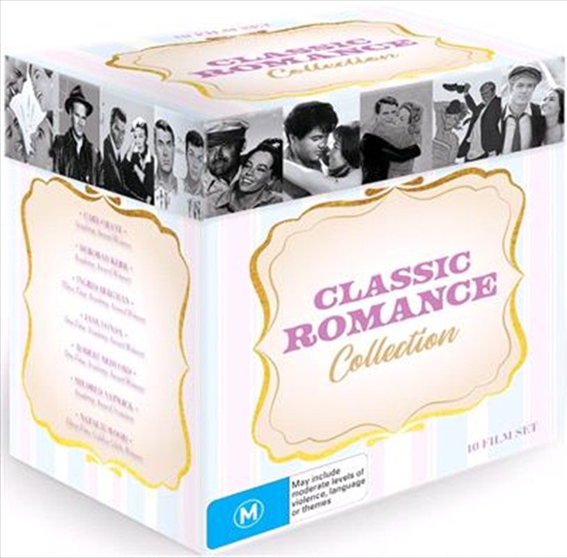 Classic Romance Collector's Gift Set | DVD