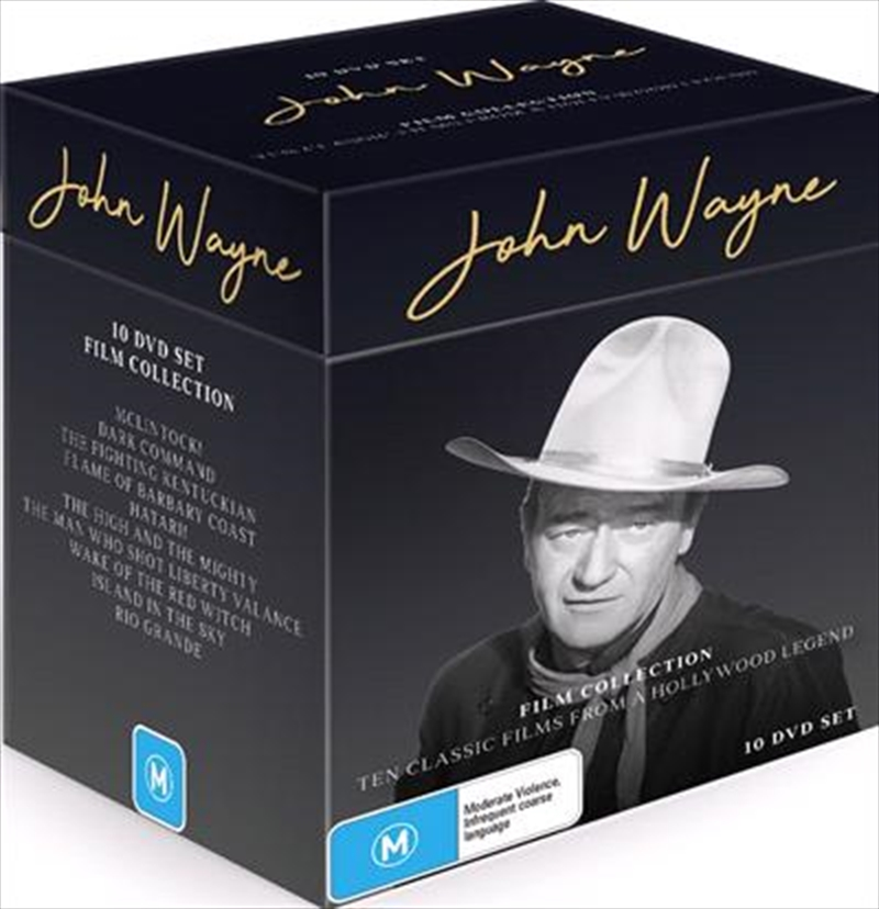John Wayne Collection | DVD