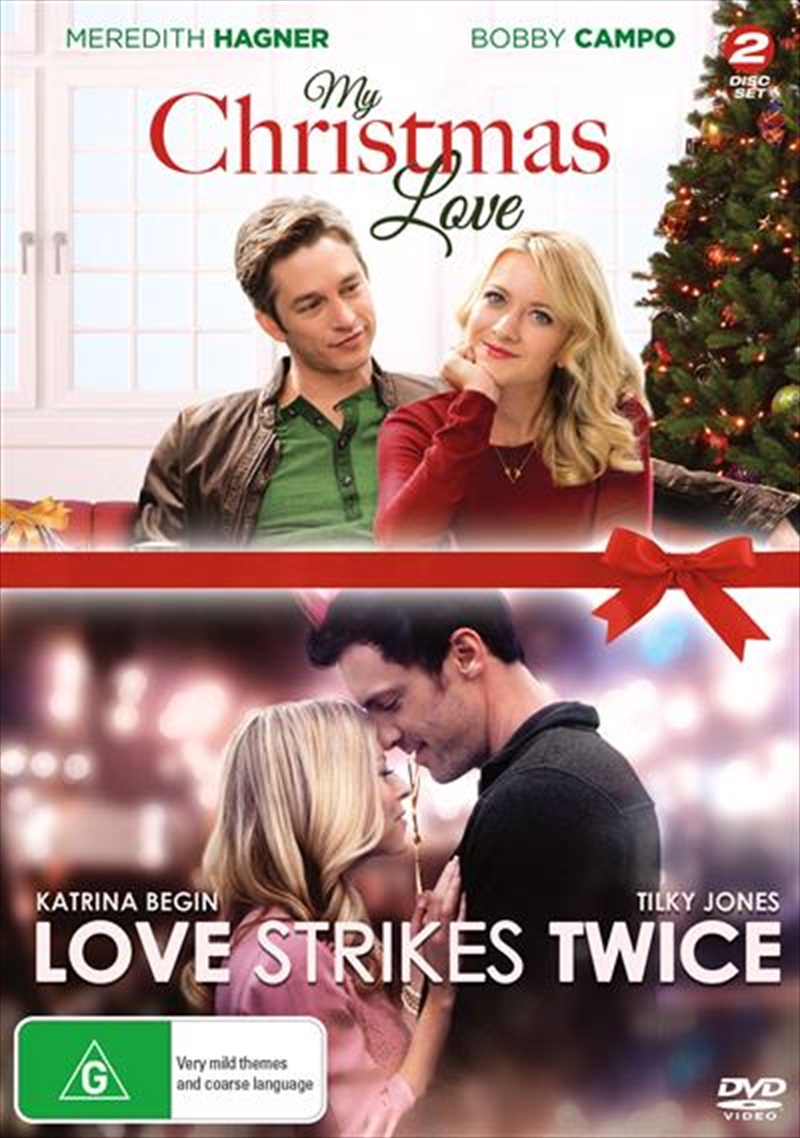 My Christmas Love / Love Strikes Twice | DVD