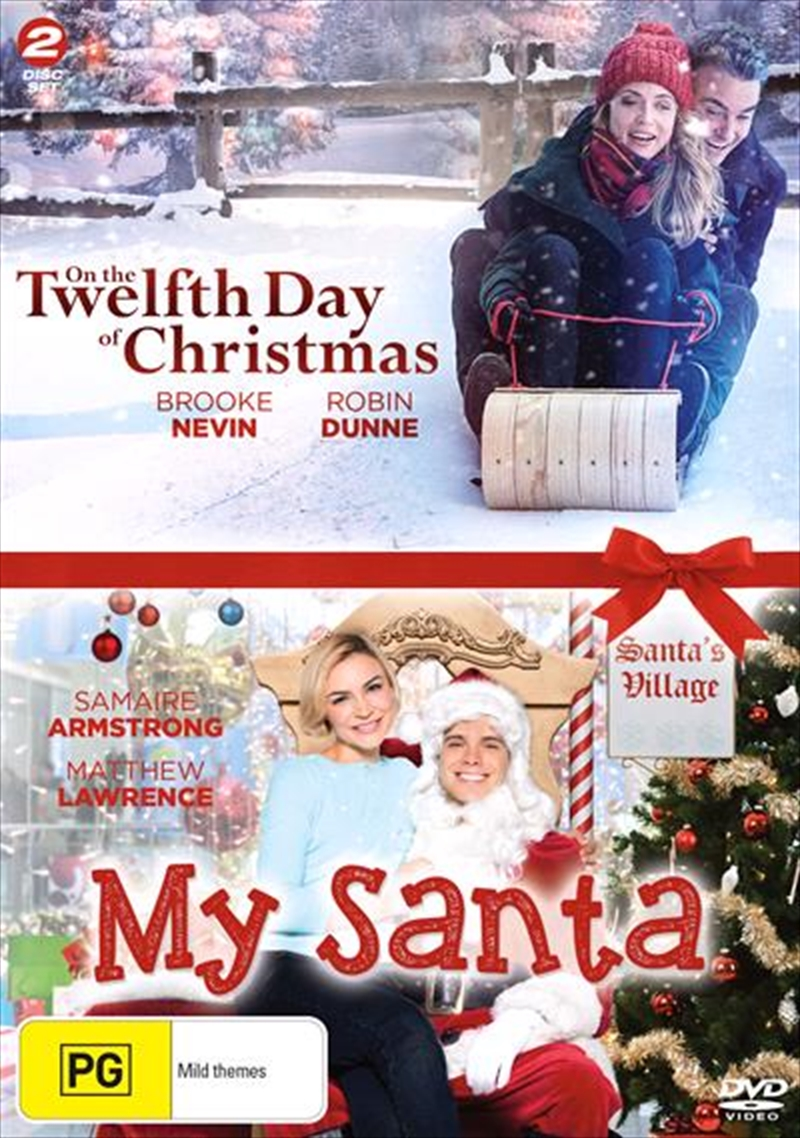 On The Twelfth Day Of Christmas / My Santa | DVD