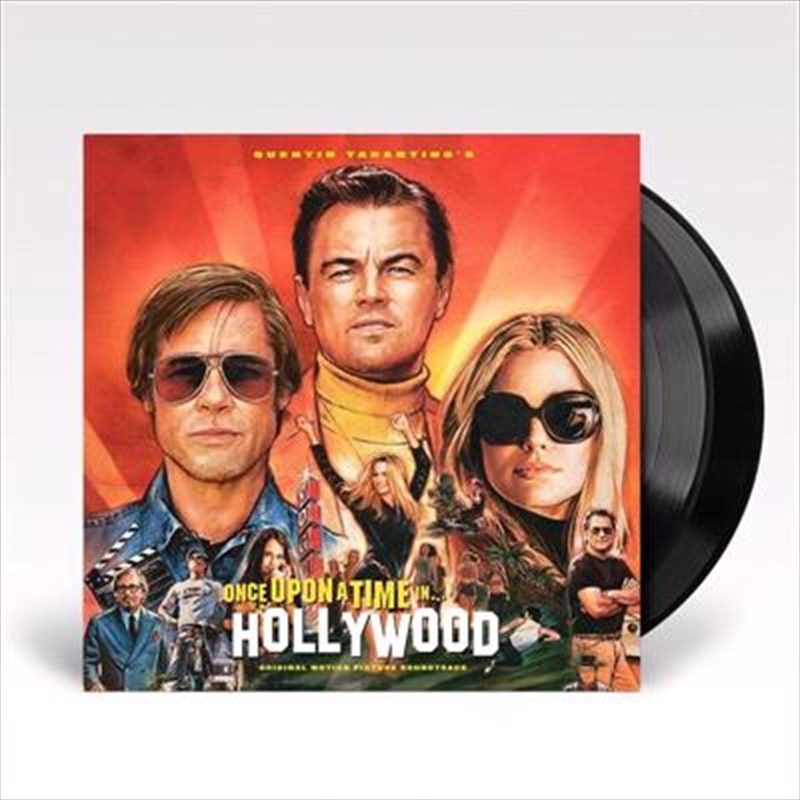Once Upon A Time In Hollywood | Vinyl