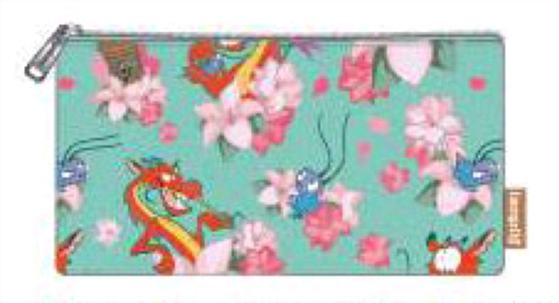 Mulan - Mushu and Cricket Pouch   Merchandise