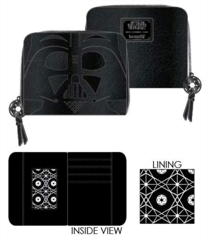 Star Wars - Darth Vader Purse   Apparel