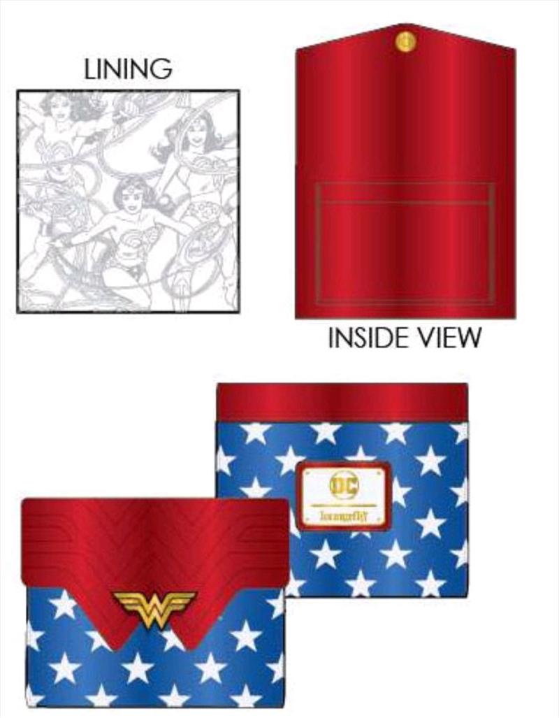 Wonder Woman - Classic Costume Purse | Apparel