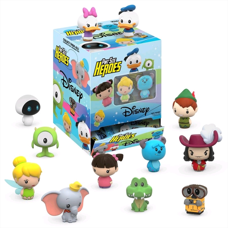 Disney - Pint Size Heroes Series 02 Blind Bag | Merchandise