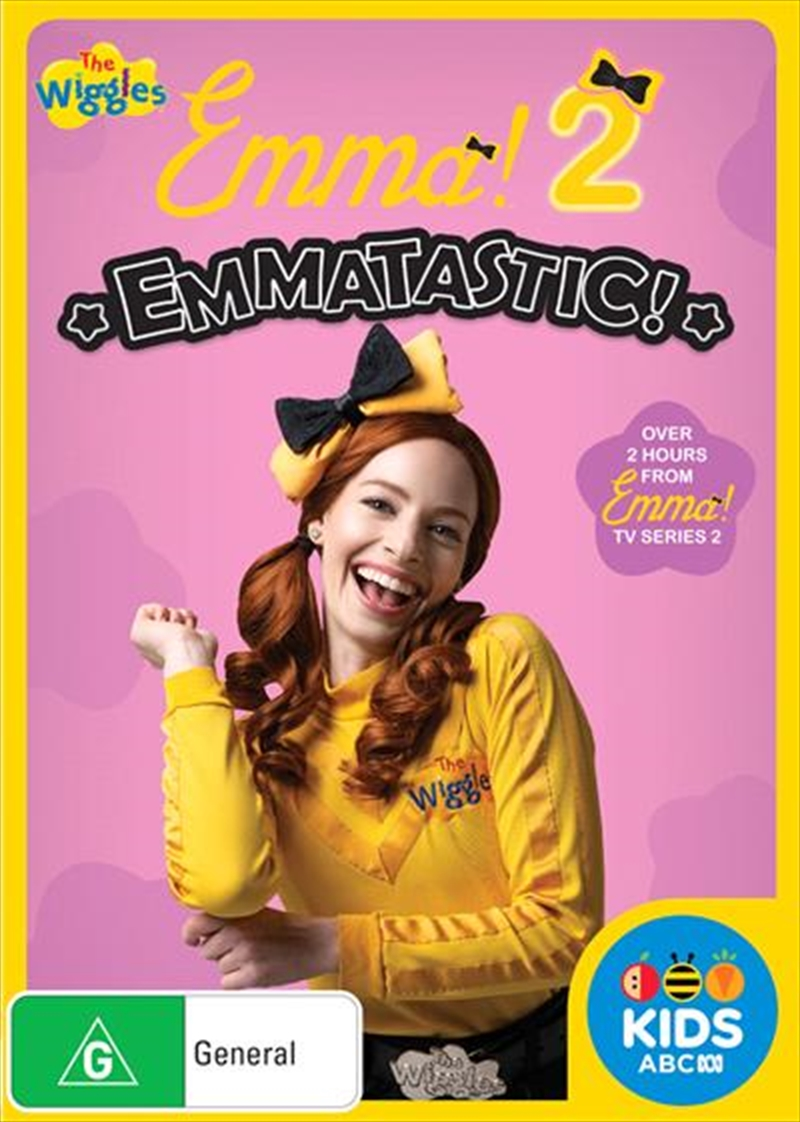 Wiggles - Emmatastic!, The | DVD