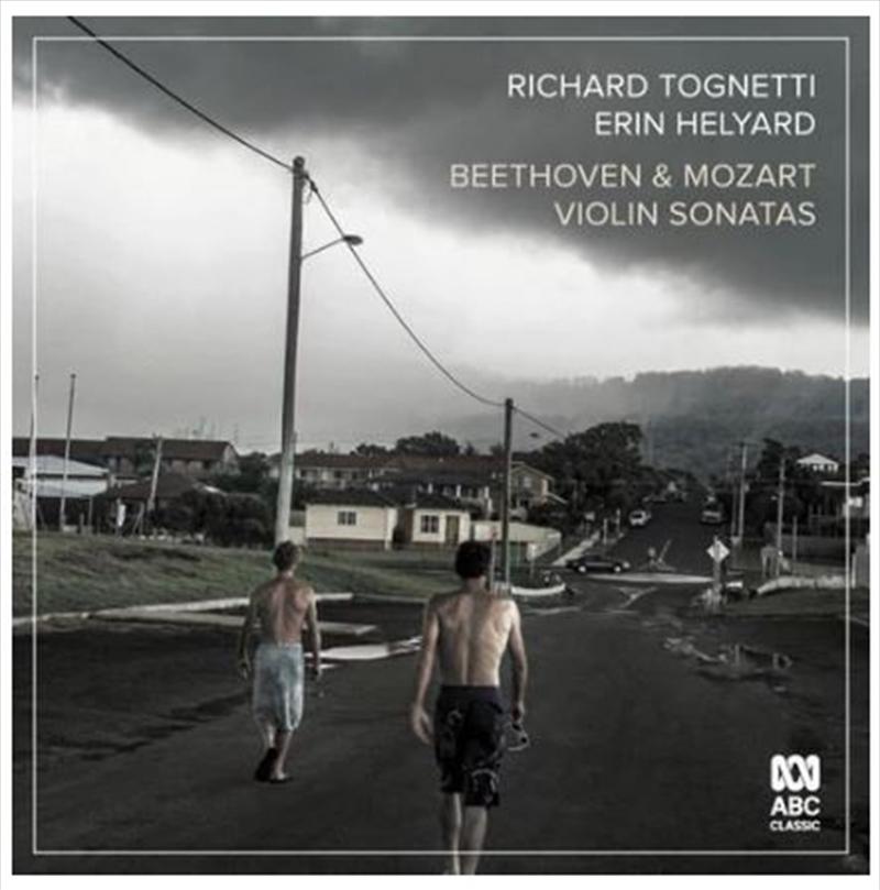 Beethoven And Mozart Violin Sonatas | CD