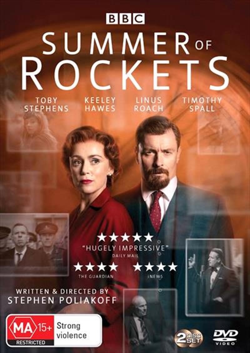 Summer Of Rockets   DVD