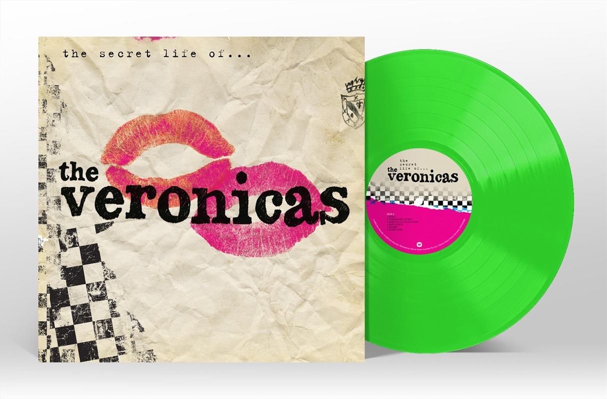 Secret Life Of - Fluro Green Coloured Vinyl | Vinyl