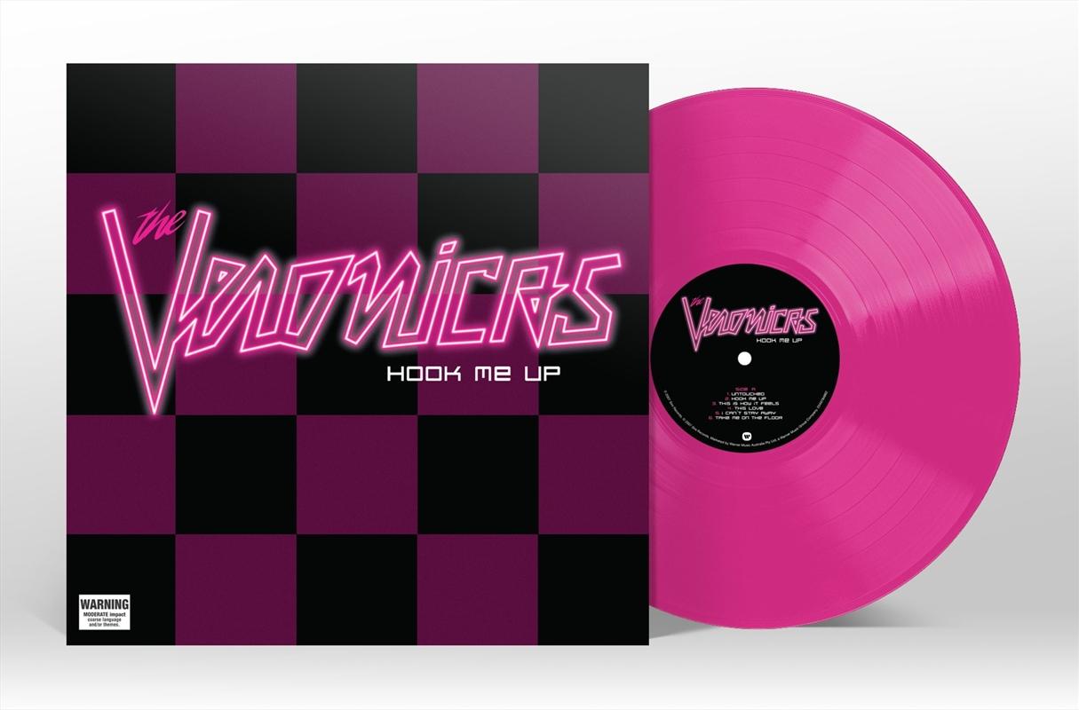 Hook Me Up - Pink Coloured Vinyl | Vinyl