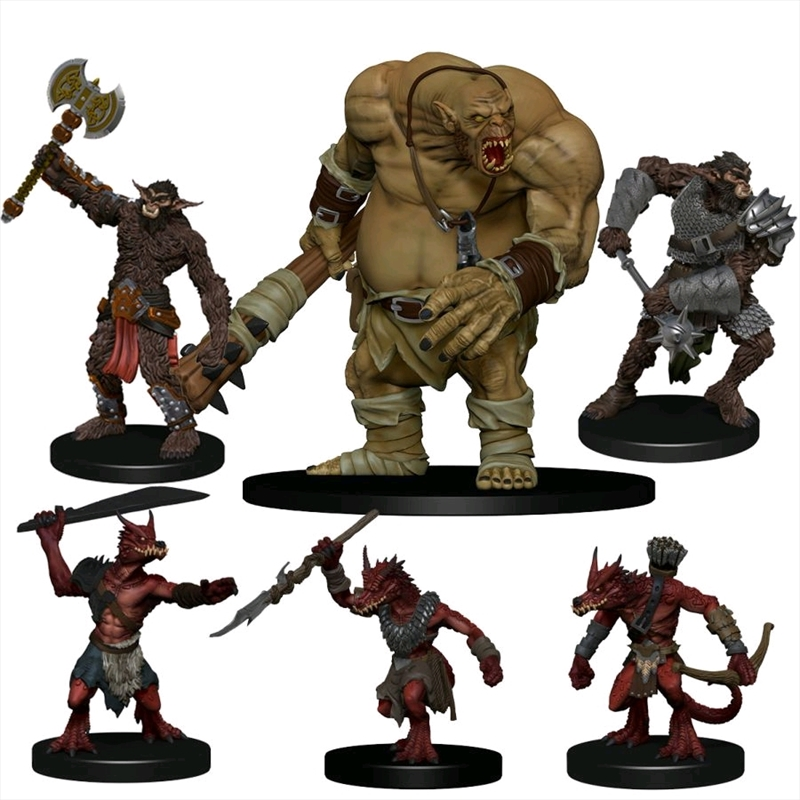 Dungeons & Dragons - Icons of the Realms Monster Pack: Cave Defenders | Games