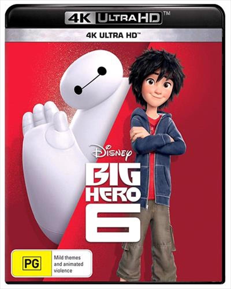Big Hero 6 | UHD