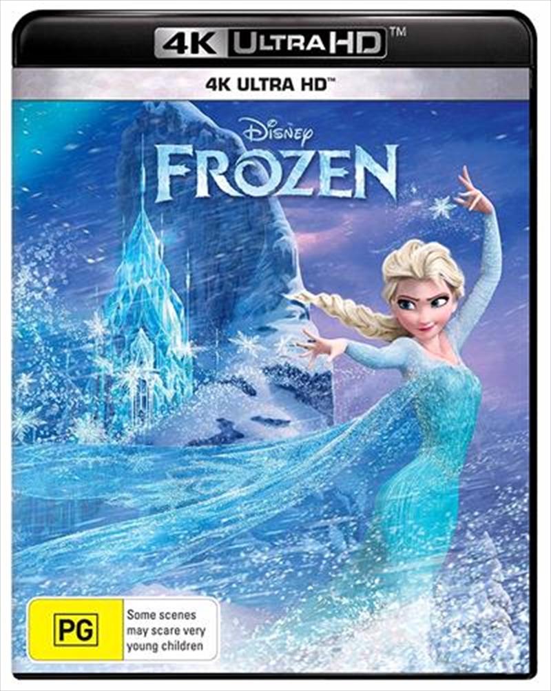 Frozen   UHD