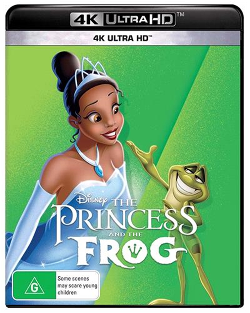 Princess And The Frog, The | UHD