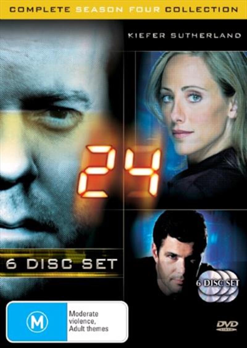 24 - Season 4 | DVD
