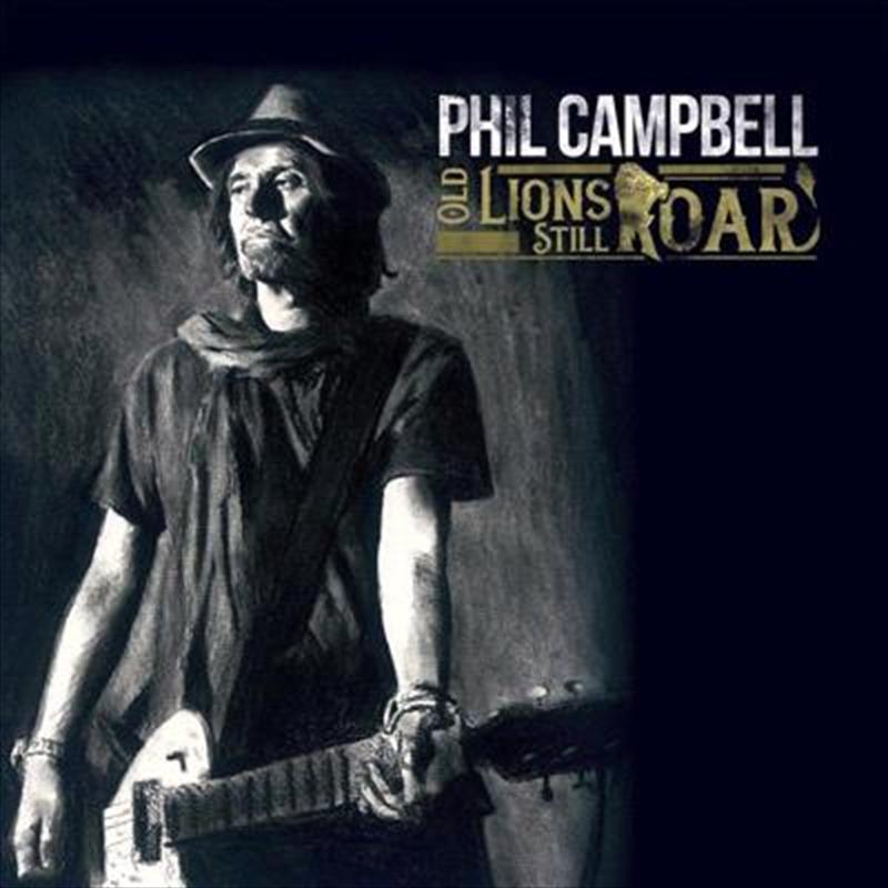 Old Lions Still Roar | CD