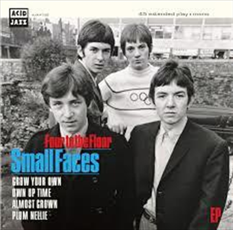 Four To The Floor   Vinyl