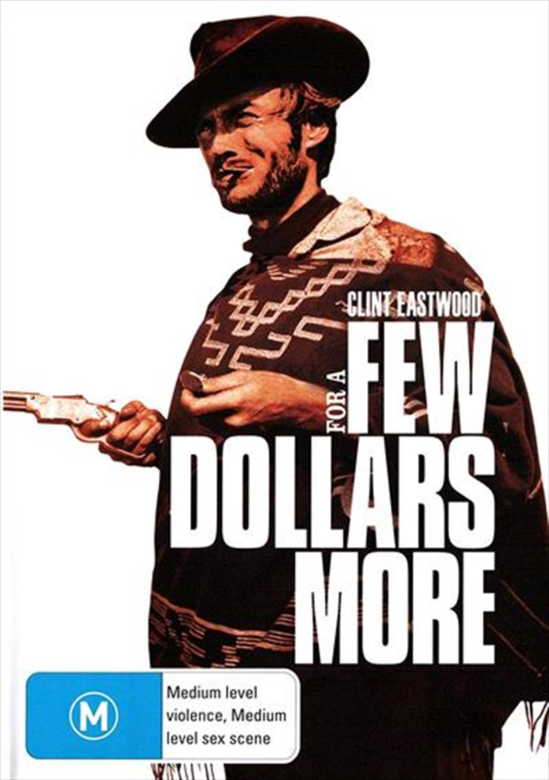 For A Few Dollars More Wars and Westerns | DVD