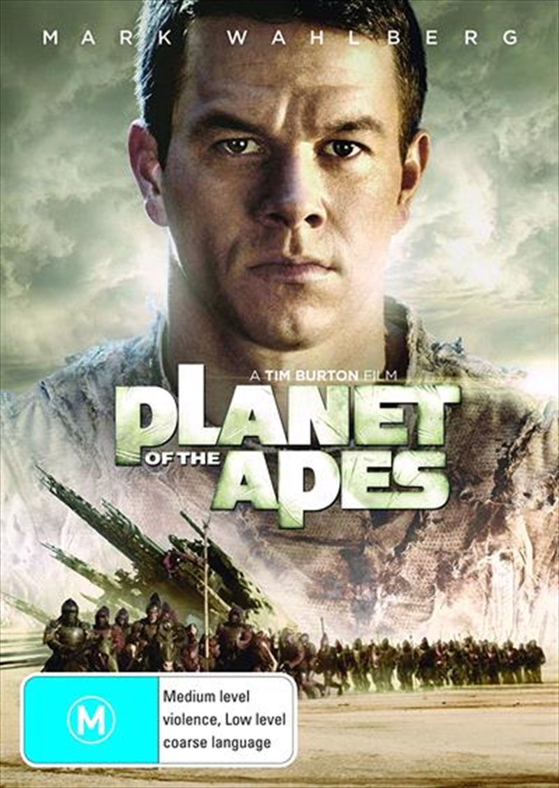 Planet Of The Apes | DVD
