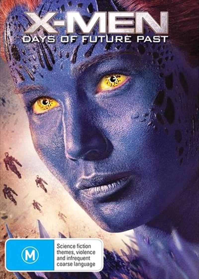 X-Men - Days Of Future Past | DVD